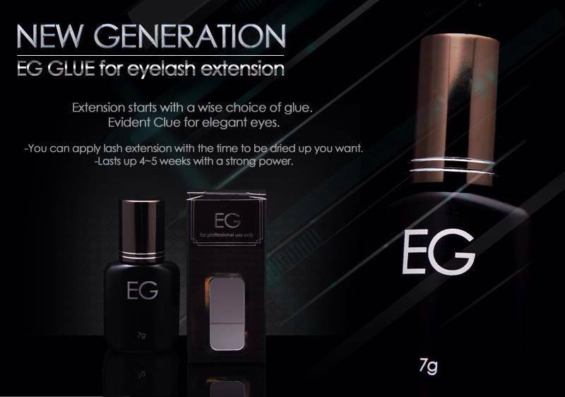 Neicha EG Glue For Eyelash Extensions 7ml - Strong Eyelash Ashesive